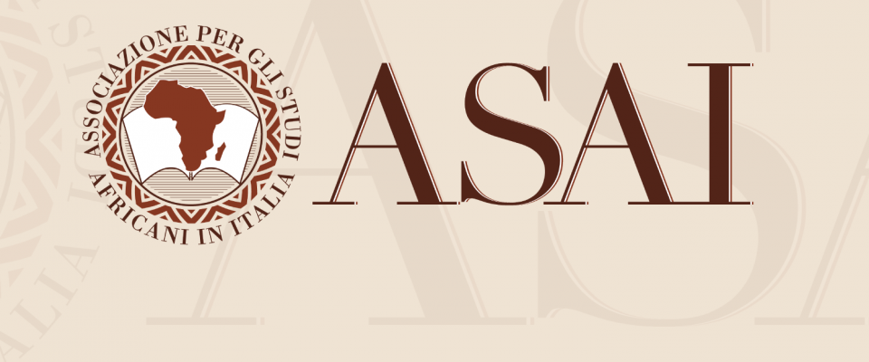 Roundtable: African Studies Associations in Europe – a critical revision of aims and future challenges |ECAS 2019, Edinburgh, 12 giugno 2019